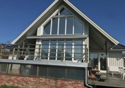 Husgavel fönster